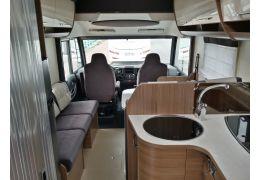 Autocaravana Integral ITINEO SB 700 modelo 2017 de Ocasión