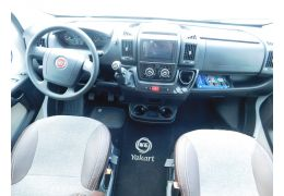 Autocaravana Perfilada SUNLIGHT T60 en Alquiler