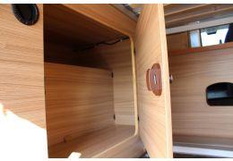 Furgoneta Cámper SUNLIGHT Entry 640 en Alquiler