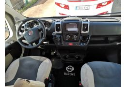Autocaravana Perfilada SUNLIGHT T 60 de Ocasión