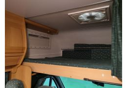 Autocaravana Capuchina BENIMAR 6000 SL de Ocasión