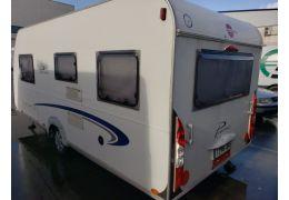 Caravana BURSTNER Premio 450 TS de Ocasión