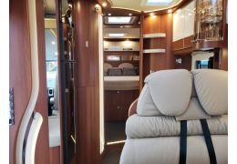 Autocaravana Integral CARTHAGO E-Line 5.1 QB de Ocasión