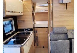 Autocaravana Perfilada DETHLEFFS Globebus T1 en Alquiler