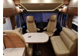 Autocaravana Integral CARTHAGO Chic C-Line 5.3 Modelo 2019 Nueva en Venta