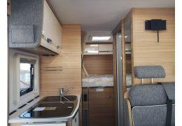 Autocaravana Integral DETHLEFFS Globebus I1 Modelo 2019 Nueva en Venta