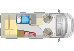 Furgoneta Cámper GLOBECAR Globescout modelo 2016 de Ocasión