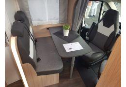 Autocaravana Perfilada SUNLIGHT T 60 modelo 2019 Nueva en Venta