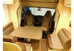 Autocaravana Perfilada SUNLIGHT T68 en Alquiler