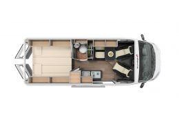 SUNLIGHT Cliff 640 modelo 2019 · Furgoneta Cámper
