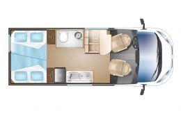 Furgoneta Cámper DREAMER D 53 modelo 2019 de Ocasión
