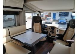 Autocaravana Integral CONCORDE Charisma 920G en Alquiler