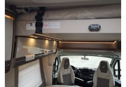 Autocaravana Perfilada DETHLEFFS Trend T 7057 DBM de Ocasión