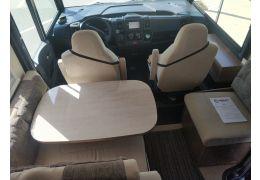 Autocaravana Integral ITINEO MB 740 de Ocasión