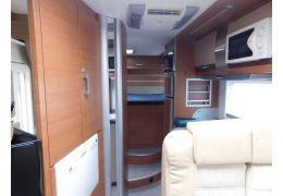 Autocaravana Integral KNAUS S-Liner 700 LG de Ocasión