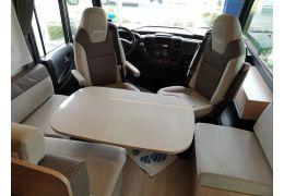 Autocaravana Integral ITINEO MB740 de Ocasión