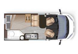 Furgoneta Cámper DREAMER D 42 FUN modelo 2021 Nueva en Venta