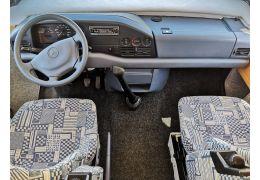 Autocaravana Integral HYMER Star-line B640 de Ocasión