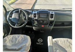 Autocaravana Perfilada ITINEO PJ 740 de Ocasión