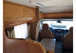 Autocaravana Perfilada RAPIDO 7099 F de Ocasión
