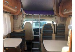 Autocaravana Capuchina JOINT Spaceline 365 de Ocasión