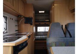 Autocaravana Capuchina DETHLEFFS A5880 de Ocasión