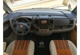 Autocaravana Integral BURSTNER Viseo I 696 de Ocasión
