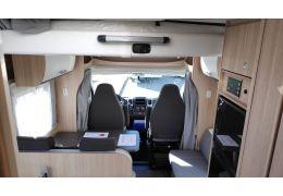Autocaravana Perfilada SUNLIGHT T-65 modelo 2019 de Ocasión