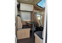 Autocaravana Perfilada SUNLIGHT T 60 Modelo 2020 en Alquiler