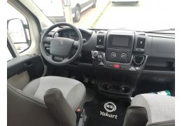 Autocaravana Perfilada SUNLIGHT V 60 en Alquiler