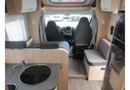 Autocaravana Perfilada SUNLIGHT T 69 L de Ocasión