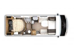 Autocaravana Integral ITINEO MC740 modelo 2020 de Ocasión