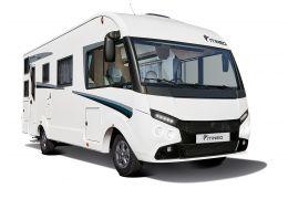 Autocaravana Integral<br/>ITINEO - SB700 modelo 2020