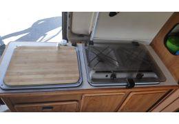 Furgoneta Cámper HYMER Hymer 4x4 Offroad de Ocasión