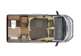 Furgoneta Cámper GLOBECAR Vario 499-H line modelo 2016 de Ocasión