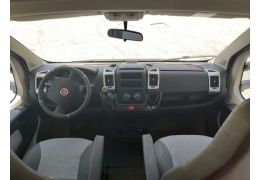 Autocaravana Capuchina SUNLIGHT A-70 de Ocasión
