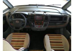 Autocaravana Integral BURSTNER Elegance 695 i de Ocasión