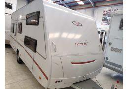 LMC Style Lift 500 K · Caravana