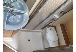 Caravana BURSTNER 410 TS de Ocasión