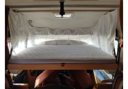 Autocaravana Integral FRANKIA Comfort Class I 700 de Ocasión