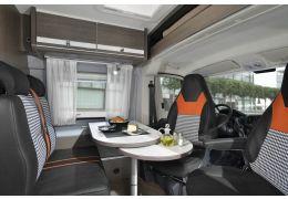 Furgoneta Cámper GLOBECAR Campscout D line modelo 2016 de Ocasión