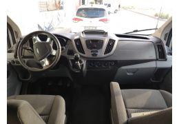 Autocaravana Capuchina BENIMAR Sport Up 340 de Ocasión