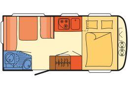 Caravana DETHLEFFS C'go 430 QS de Ocasión