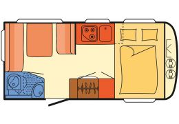 Caravana DETHLEFFS C'go 430 QS Nueva en Venta