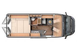 Furgoneta Cámper SUNLIGHT Cliff 640 XV Modelo 2020 Nueva en Venta