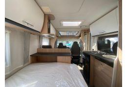 Autocaravana Perfilada SUNLIGHT T58 Modelo 2020 en Alquiler