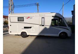 Autocaravana Integral CARTHAGO C Tourer I 144 QB de Ocasión