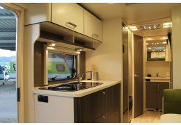 Caravana DETHLEFFS C'go 535 QSK modelo 2016 Nueva en Venta