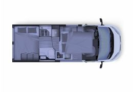 Furgoneta Cámper DREAMER Camper Van XL  2020 de Ocasión