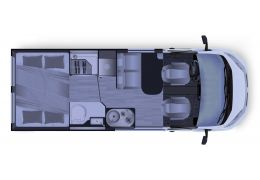 Furgoneta Cámper DREAMER D53 FUN modelo 2021 Nueva en Venta